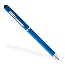 Cross Tech3 + Multifunction Pen - Metallic Blue