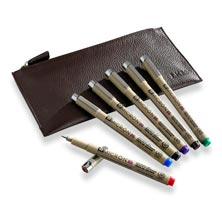 Sakura Micron Pen 0.5 Gift Set (Set of 6)