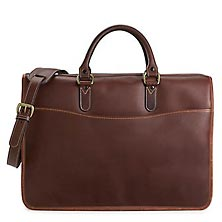 Cambridge Briefbag with Laptop Sleeve