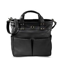 St. Tropez Leather Tote Bag