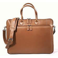 Majorca Briefbag - Womens Leather Briefcase