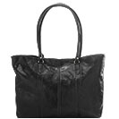 English Leather Large Tote
