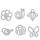 SpringTones™ Garden Variety Clips (set of 30 clips)