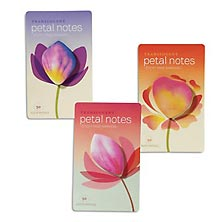 SpringTones™ Petal Notes (set of 3 pads)