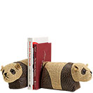 Hsing Hsing and Ling Ling Bookends (Set of 2)