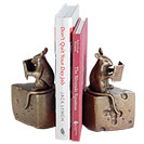 Reading Mice Bookends (set of 2)