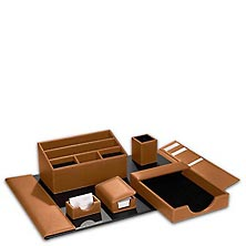 Morgan Desk Set (six pieces)