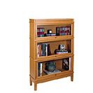 Barrister Bookcase and File Cabinet System