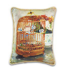 French Impressionist Pillow