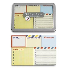 Vintage Sticky Notes, To Do