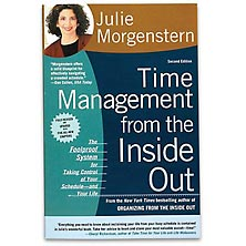 Signed Edition, <i>Time Management from the Inside Out</i>