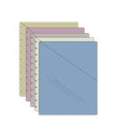 Circa Pocket Dividers, Multicolored (set of 5)