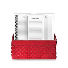 Personalized Task-It Notebasket