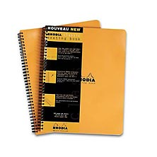 Rhodia Meeting Book