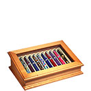 Point of View Pen Case - Pen Display Case, Pen Case, Pen Holder
