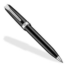 True Writer® Obsidian Ballpoint Pen