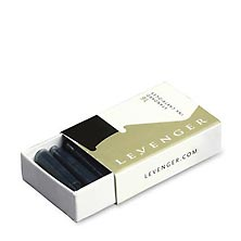Levenger Ink Cartridges, 16 Standard