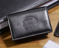 Card Wallet w/Harvard Shield