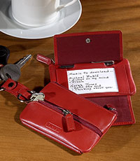 Bavarian Key and Coin Writer with Walletini Pen