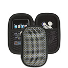 Gear-Pod™ Earbud iPod Case , Platinum