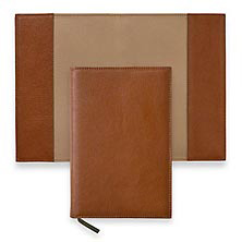 Leather 5-Year Journal Cover