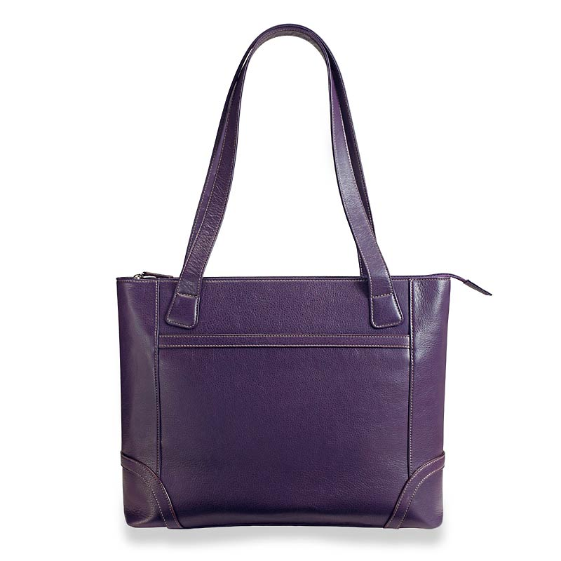 Fortunata Tote, Grape