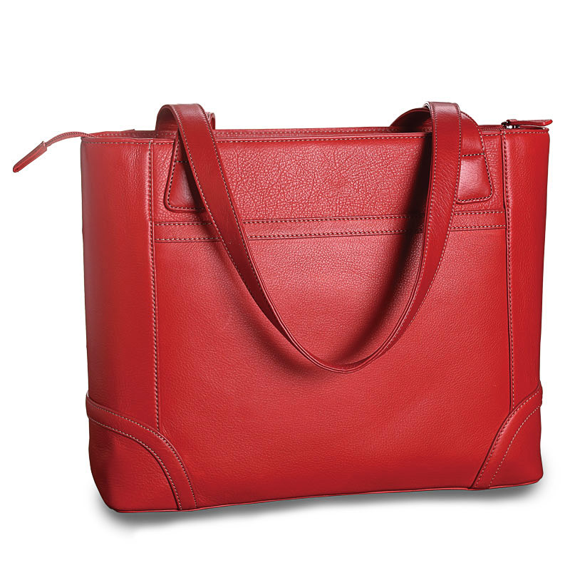 Fortunata Tote, Red