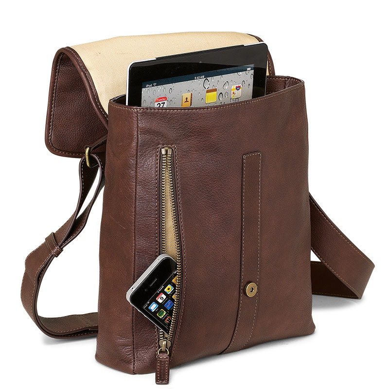 Belmont iPad Messenger