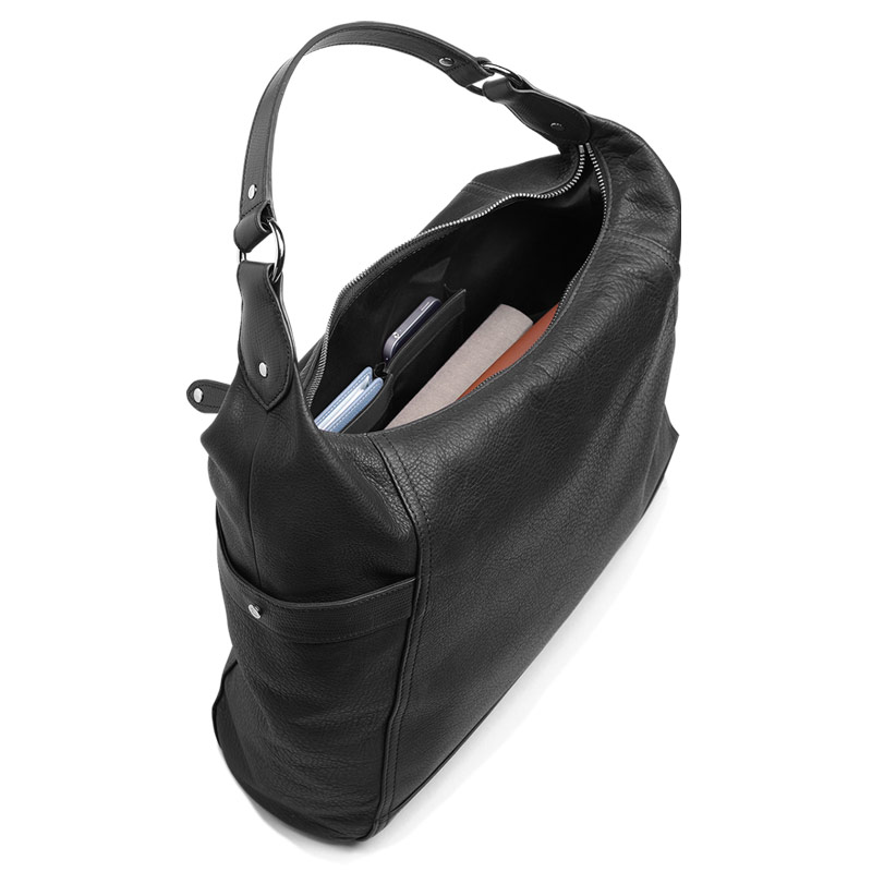 Carry My World™ Hobo, Black