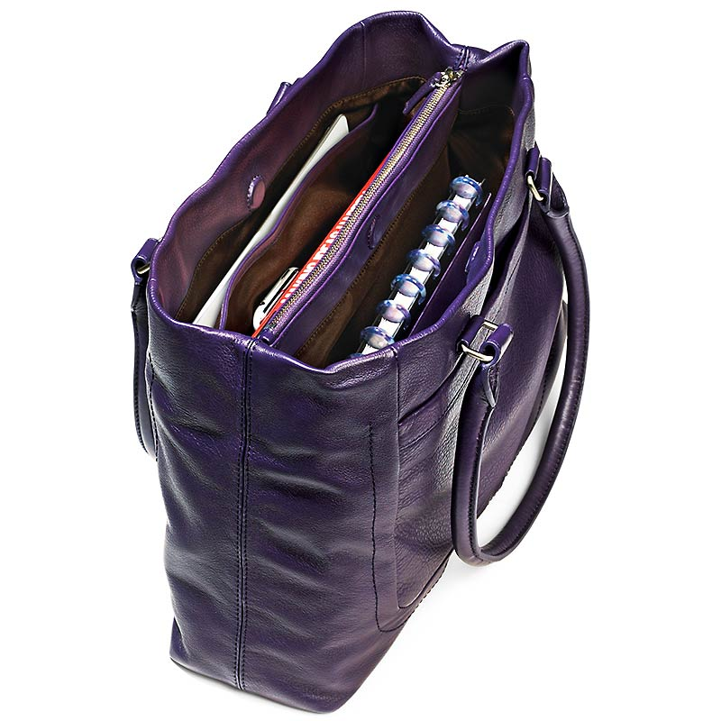 Ibiza Tote, Grape