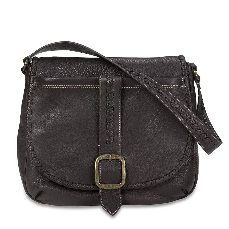 Bomber Jacket Saddle Bag