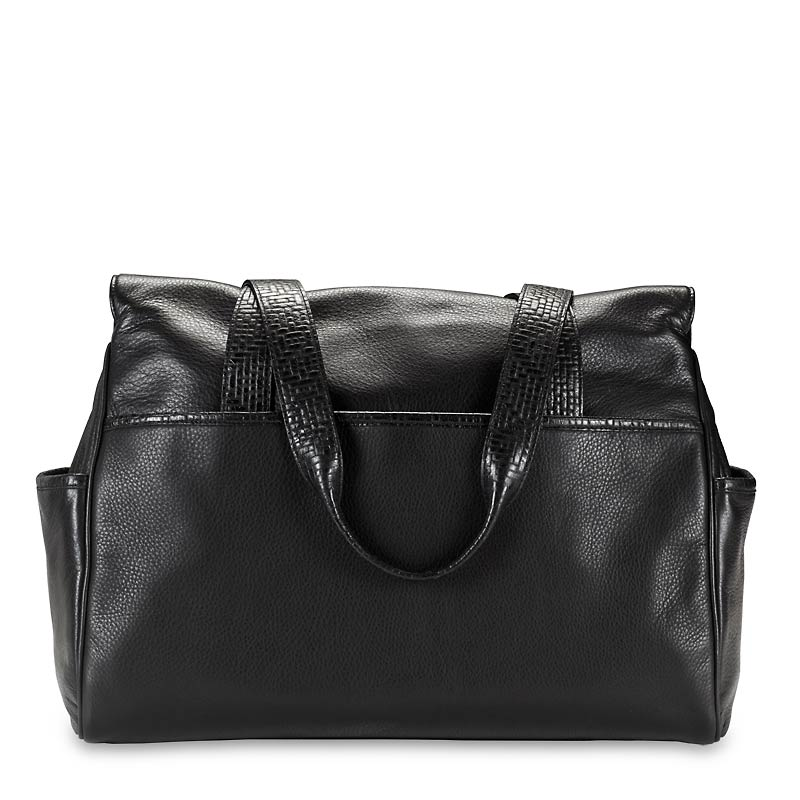 Montage Satchel - Black