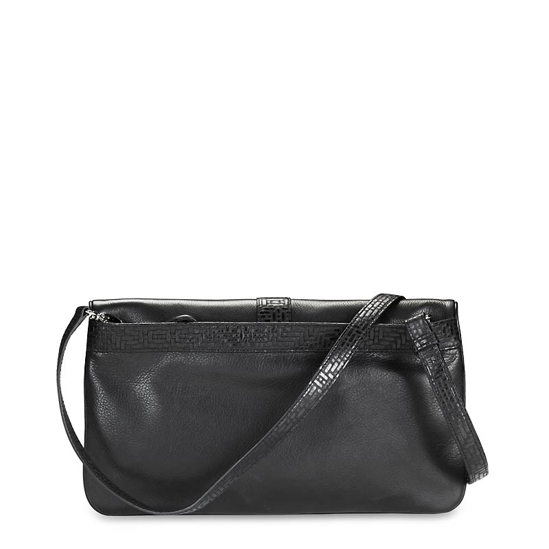 Montage Crossbody Clutch - Black