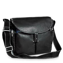 Levenger Leather Staff Bag