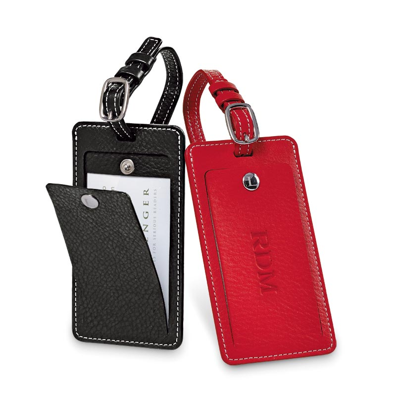 Levenger Luggage Tag