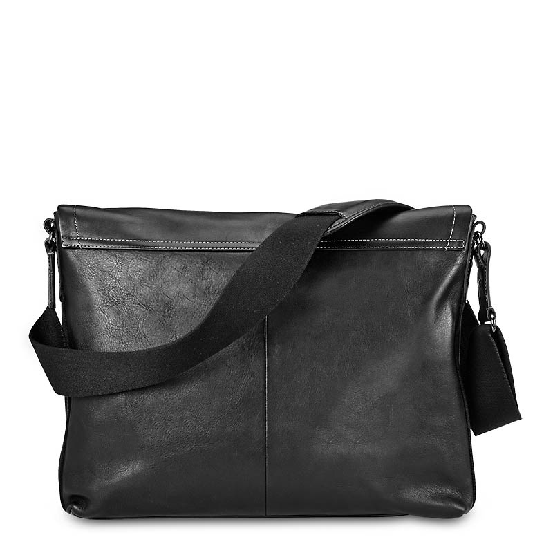 Stealth Laptop Messenger - Black