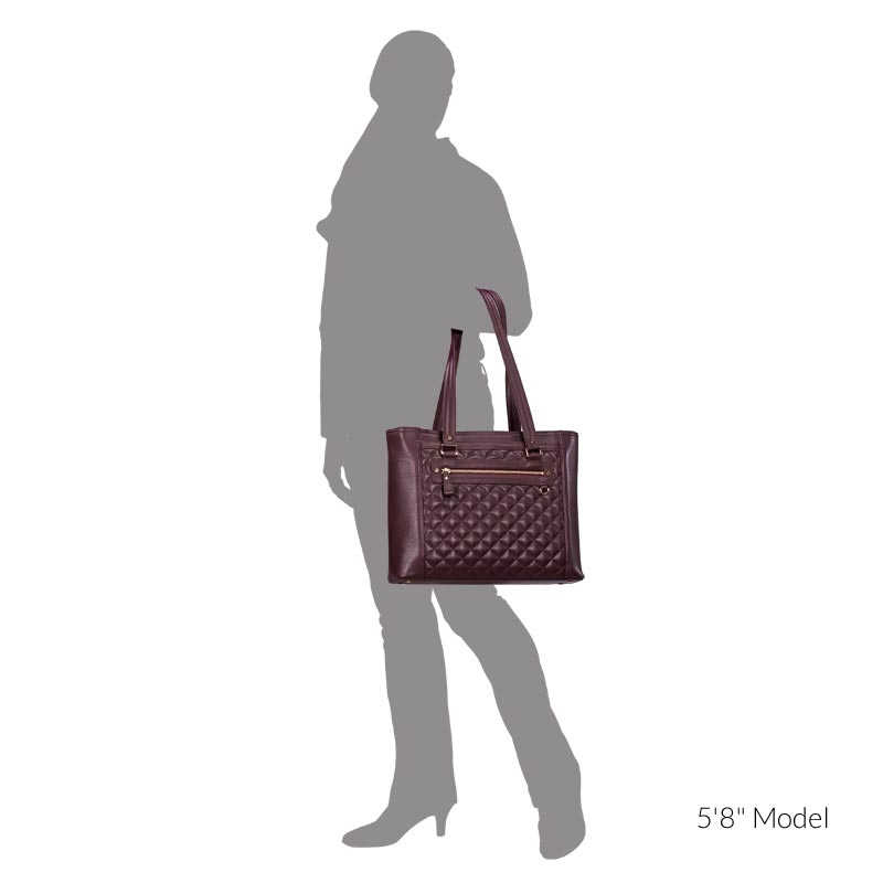 EXECUTIVE-QUILTED-TOTE