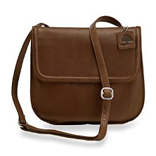 Brooklyn Saddle Bag, Brandy