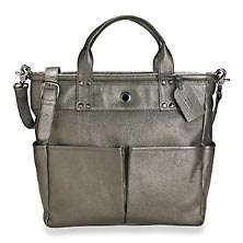 St. Tropez Tote - Pewter