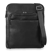 The Navigator Crossbody - Black