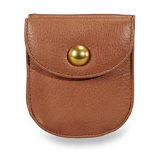 Jayne Belt Wallet - Caramel