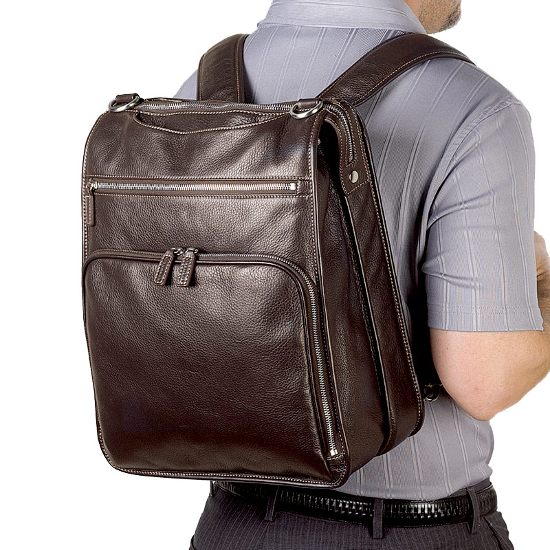Bomber Jacket Backpack Brief