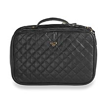 Quilted Lexi Organizer - Black