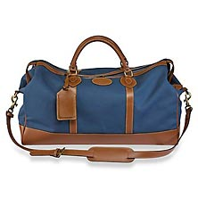 Tusting Canvas Duffel