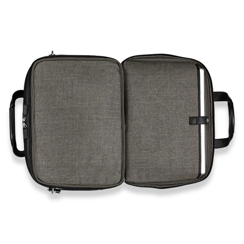 The Frequent Flyer Laptop Briefbag