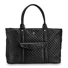VIP Quilted Travel Tote