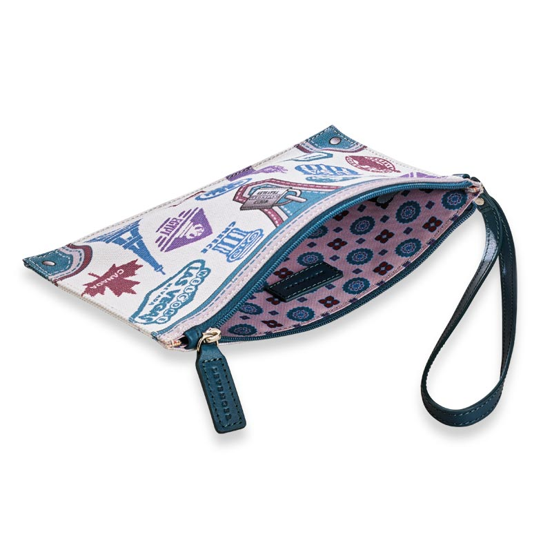 Jacqueline Bookbag and Pouch