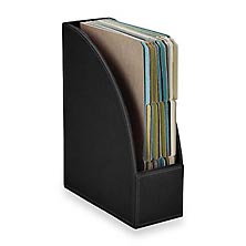 Textura File Holder - Black