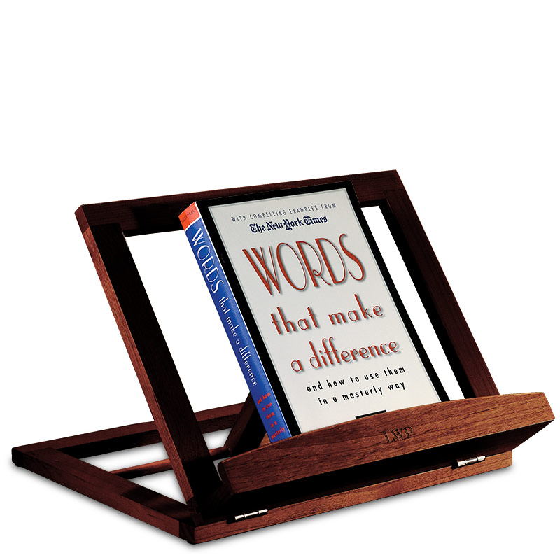 Windowpane Page Holder, Small