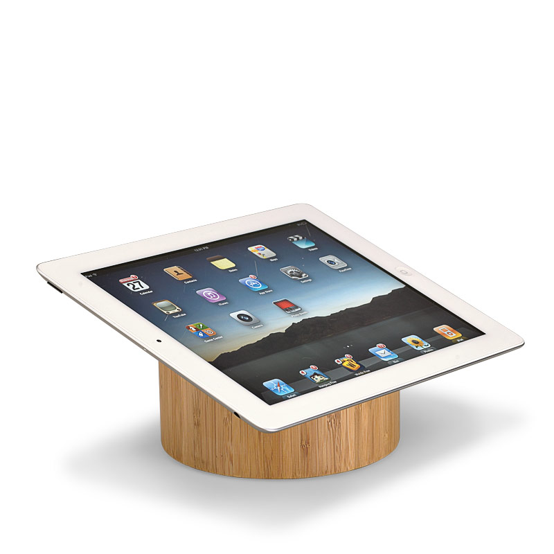 Nantucket iPad Cylinder Stand